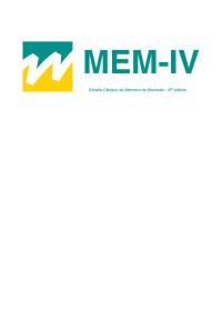 Echelle clinique de mémoire de Wechsler - quatrième édition