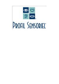 Profil sensoriel