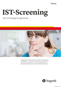 Test de structure de l'intelligence - Screening -