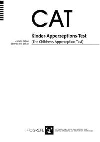 Der Kinder-Apperzeptions-Test