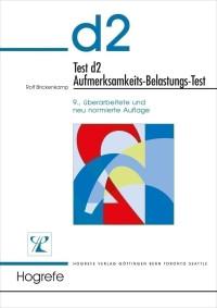Test d2 – Aufmerksamkeits-Belastungs-Test