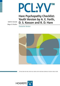 Hare Psychopathy Checklist: Youth Version by A. E. Forth, D. S. Kosson and R. D. Hare