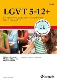 Lesegeschwindigkeits- und Verständnistest für die Klassen 5-12+