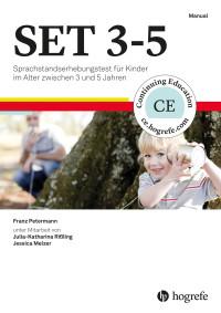 Sprachstandserhebungstest für Kinder im Alter zwischen 3 und 5 Jahren