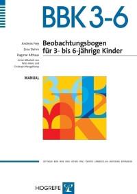 Beobachtungsbogen für 3- bis 6-jährige Kinder