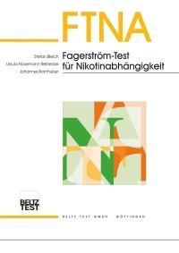 Fagerström-Test für Nikotinabhängigkeit