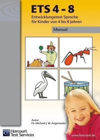 Entwicklungstest Sprache für Kinder von 4-8 Jahren