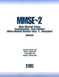 Mini-Mental® State Examination, 2nd Edition™