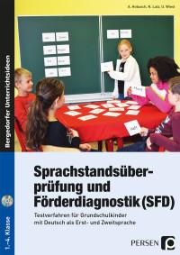 Sprachstandsüberprüfung und Förderdiagnostik
