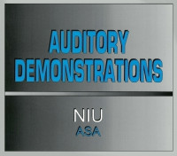 Auditory Demonstrations