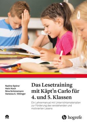 Das Lesetraining mit Käpt'n Carlo für 4. und 5. Klassen