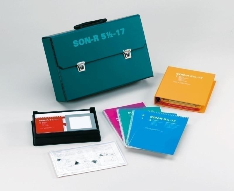 Bitte beachten Sie die neue Version SON-R 6-40. Der SON-R 5 1/2 - 17 Testkoffer ist vergriffen.